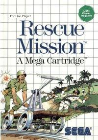 Обложка Rescue Mission