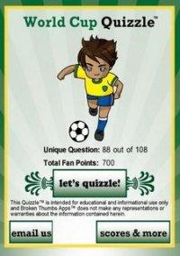 Обложка World Soccer Quizzle