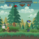 Скриншот Forest Warrior
