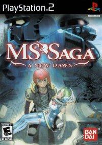 Обложка MS Saga: A New Dawn