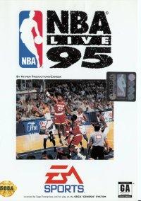Обложка NBA Live '95
