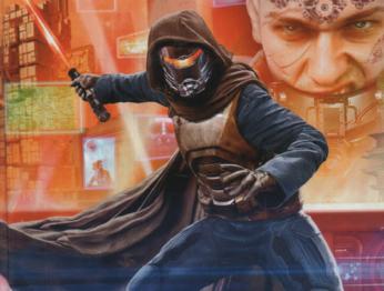 «Я, Рейван» – очередной фанфик по «Звездным войнам» от наших фантастов