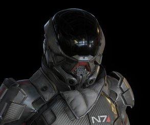 Взгляните на стильный скафандр «Шепарда» из Mass Effect: Andromeda