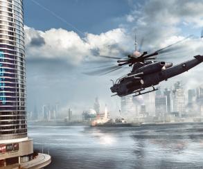 Российский пользователь выложил полчаса альфа-версии Battlefield 4