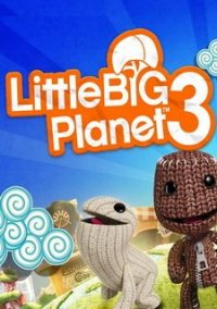 Обложка LittleBigPlanet 3