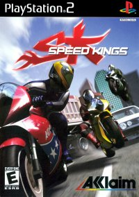 Обложка Speed Kings