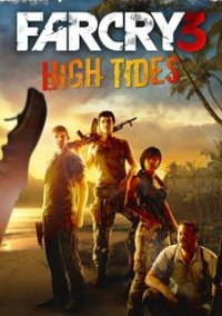 Обложка Far Cry 3: High Tides