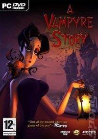 Обложка Vampyre Story, A