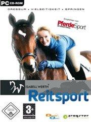 Обложка Isabell Werth Reitsport