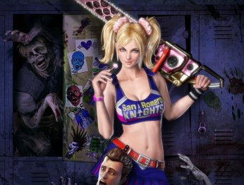 Рецензия на Lollipop Chainsaw