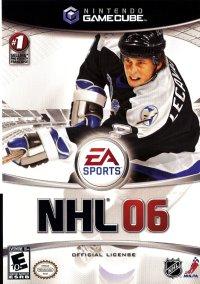 Обложка NHL 06