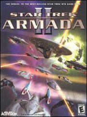 Обложка Star Trek Armada 2