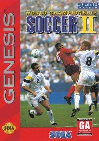 World Championship Soccer II – фото обложки игры