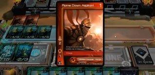 Infinity Wars - Animated Trading Card Game. Видео #1