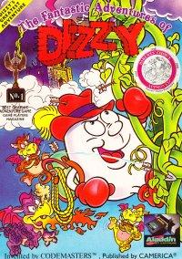 The Fantastic Adventures of Dizzy – фото обложки игры