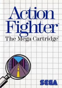 Обложка Action Fighter