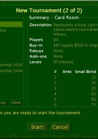 Обложка DD Tournament Poker: No Limit Texas Hold'em