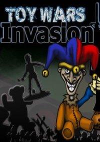 Обложка Toy Wars Invasion