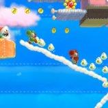 Скриншот Yoshi's Woolly World