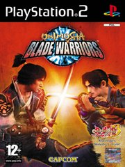 Обложка Onimusha Blade Warriors