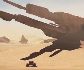 Новый трейлер Homeworld: Deserts of Kharak рассказывает об «аномалии»