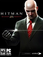 Обложка Hitman: Blood Money