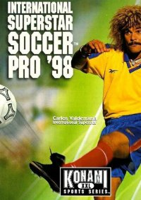 Обложка International Superstar Soccer Pro '98
