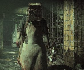 Мясник с сейфом на голове бредет на новых кадрах из The Evil Within