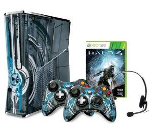 К релизу Halo 4 выпустят специальную версию Xbox 360