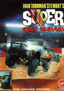 "Ivan ""Iron Man"" Stewart's Super Off Road"