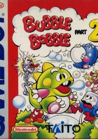 Обложка Bubble Bobble Part 2: Rainbow Islands