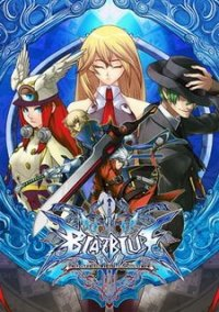 Обложка BlazBlue: Continuum Shift 2