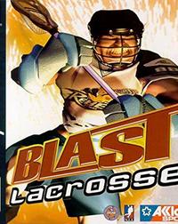 Обложка Blast Lacrosse