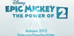 Epic Mickey 2: The Power of Two. Видео #4