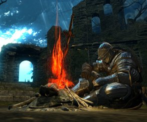 Из Dark Souls сделали пошаговую игру