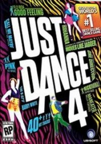 Обложка Just Dance 4
