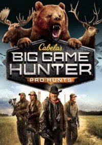 Обложка Cabela's Big Game Hunter: Pro Hunts