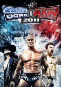 Обложка WWE Smackdown vs Raw 2011