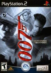 Обложка James Bond 007: Everything or Nothing