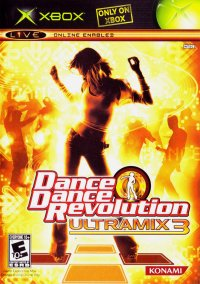 Обложка Dance Dance Revolution Ultramix 3