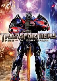 Обложка Transformers: Rise of the Dark Spark