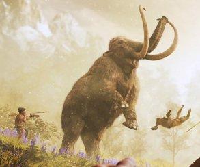 Far Cry Primal предлагает примерить шкуру мамонта