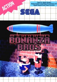 Обложка Bonanza Bros
