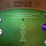 Скриншот Poker Simulator – Изображение 10