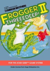 Обложка Frogger II: Threeedeep!