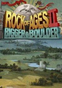 Обложка Rock of Ages 2: Bigger & Boulder