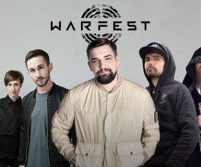 Полная программа фестиваля Warfest, который пройдет вэто воскресенье