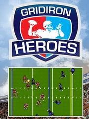 Обложка Gridiron Heroes