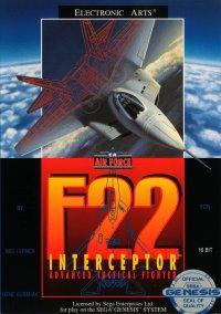 Обложка F-22 Interceptor