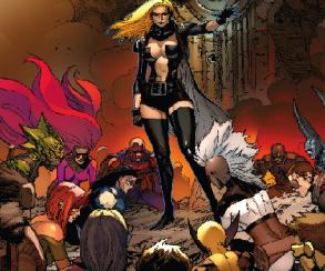 Финал Inhumans vs. X-Men: Кто победил в войне двух рас?